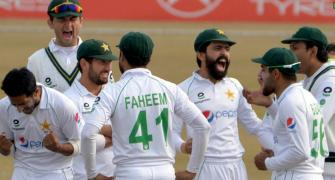 Pakistan sweep Test series against South Africa