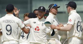 PICS: Anderson, Leach give England big win over India