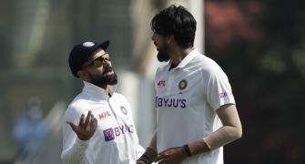 Captain Kohli on what went wrong for India in Chennai