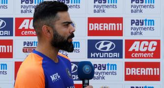 Kohli sees no logic in WTC points distribution