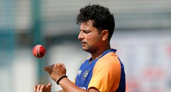 Axar available for selection, Washy up against Kuldeep