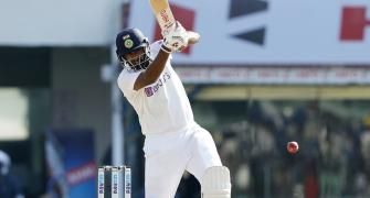 Ashwin reveals the secret behind his brilliant batting
