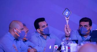 IPL auction: Who bought which player, for how much