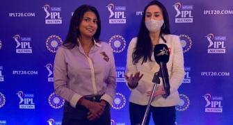 IPL auction: Women who stole the show