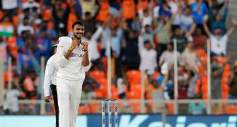 Want the same wicket for 4th Test: Axar Patel