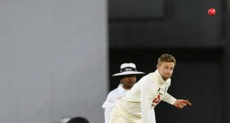 Me getting a fifer sums up the wicket: Joe Root