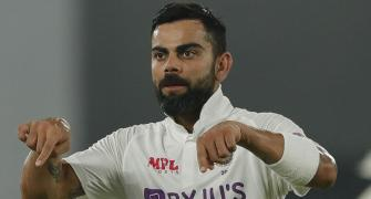 Captain Kohli eclipses another Dhoni record
