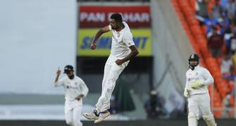 'Why should I praise Axar, Ashwin?'