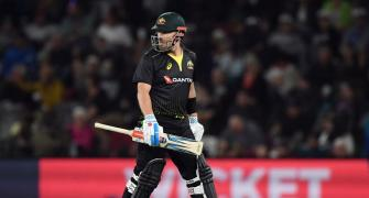Is burden of captaincy affecting Finch's form?