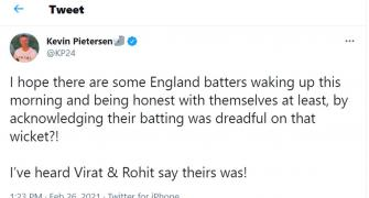 Be honest: KP tells Root & Co