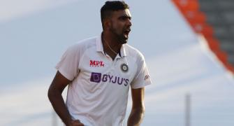 Ashwin not thinking about Kumble's 619 wicket mark