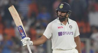 Rohit rises to career-best eighth in ICC Test rankings