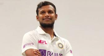 Did not expect to make debut in Australia: Natarajan