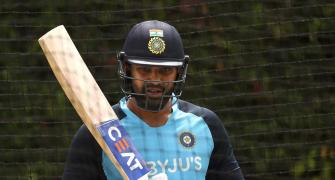 Rahane reveals Rohit's batting position