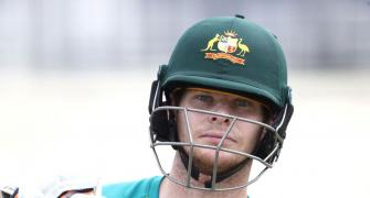 Smith a caged lion ready to burst out: Moody