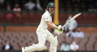 Australia's Pucovski doubtful for Gabba Test