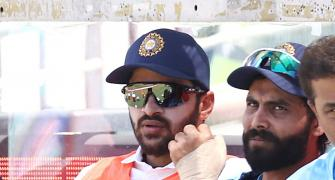 I was padded up, ready to bat: Jadeja
