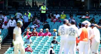 Faced racism in Sydney earlier too, says Ashwin