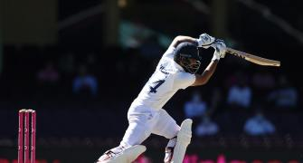 Vihari batted for three hours with Grade 2 tear at SCG