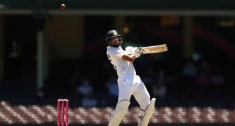 Pujara crosses 6000-run mark in Test cricket