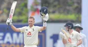 1st Test: Sri Lanka fight-back after Root's double ton