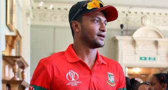 Shakib returns for ODIs vs West Indies