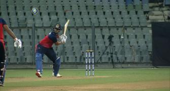 Mushtaq Ali Trophy: Haryana beat Delhi to top Group E