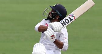 Sundar expected Shardul to get to his fifty with a six