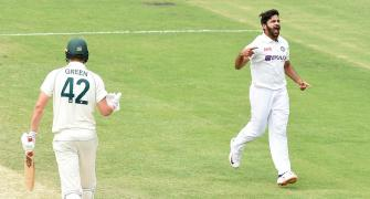 PICS: Australia vs India, 4th Test, Day 4