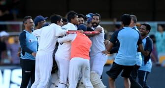 Congratulate Team India!
