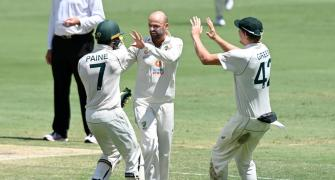 PICS: Australia vs India, 4th Test, Day 5