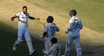 Nothing surpasses this: Shastri after series win