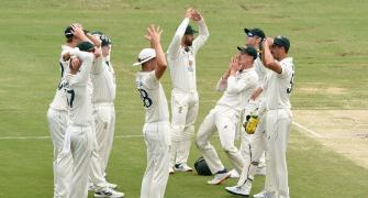 Egos bruised, beaten Australia ponder next step