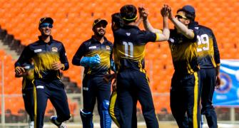 Mushtaq Ali: Punjab knock out Karnataka; TN down HP