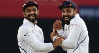 Virat was and will always be the captain: Rahane