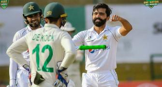 Pakistan's Alam punishes South Africa with century