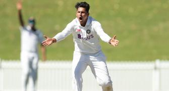 Vaughan slams India for omitting Kuldeep