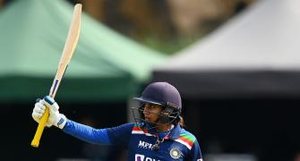 ICC Rankings: Mithali back at top in ODIs