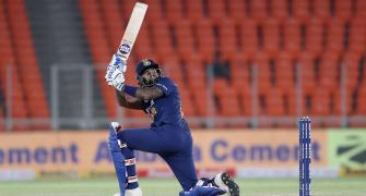 Suryakumar is ideal at No. 3 in T20 WC: Manjrekar