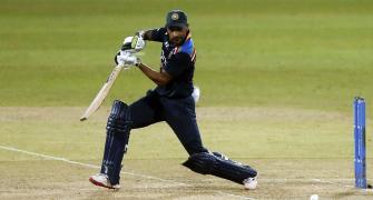 ODI Rankings: Dhawan moves up, Kohli remains second