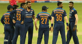 SL v India 2nd T20 tonight; 7 Indian players isolated