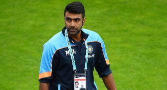 When will Ravichandran â€<Ashwin quit cricket?