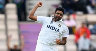 Ashwin ends WTC as leading wicket-taker