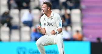 Southee auctions WTC shirt for 8-year-old's treatment