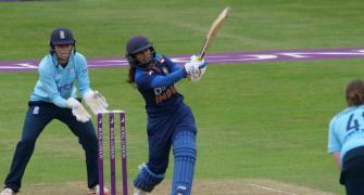 ICC Women's ODI Rankings: Mithali returns to top 5