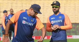 Kohli relishes selection dilemma ahead of T20s