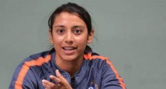 ICC Rankings: Mandhana slips two places to 6th