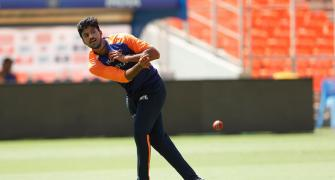 After Avesh, Washington out of England series