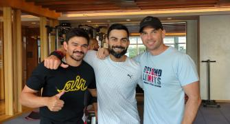 The boys who 'make life hard' for Kohli