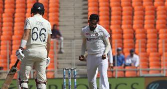 Very poor batting from England: Vaughan